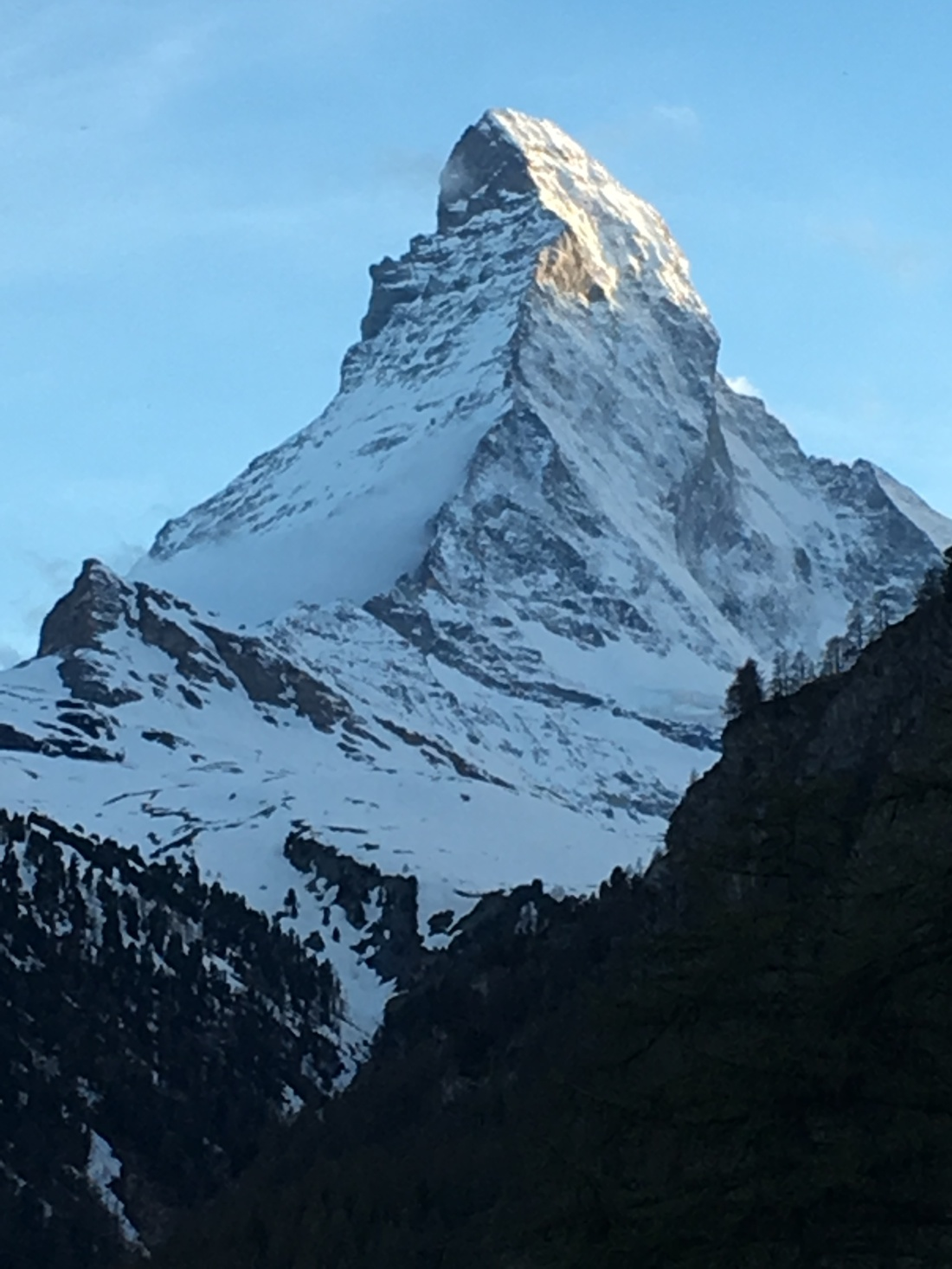 The Matterhorn. Brownell, May 2019