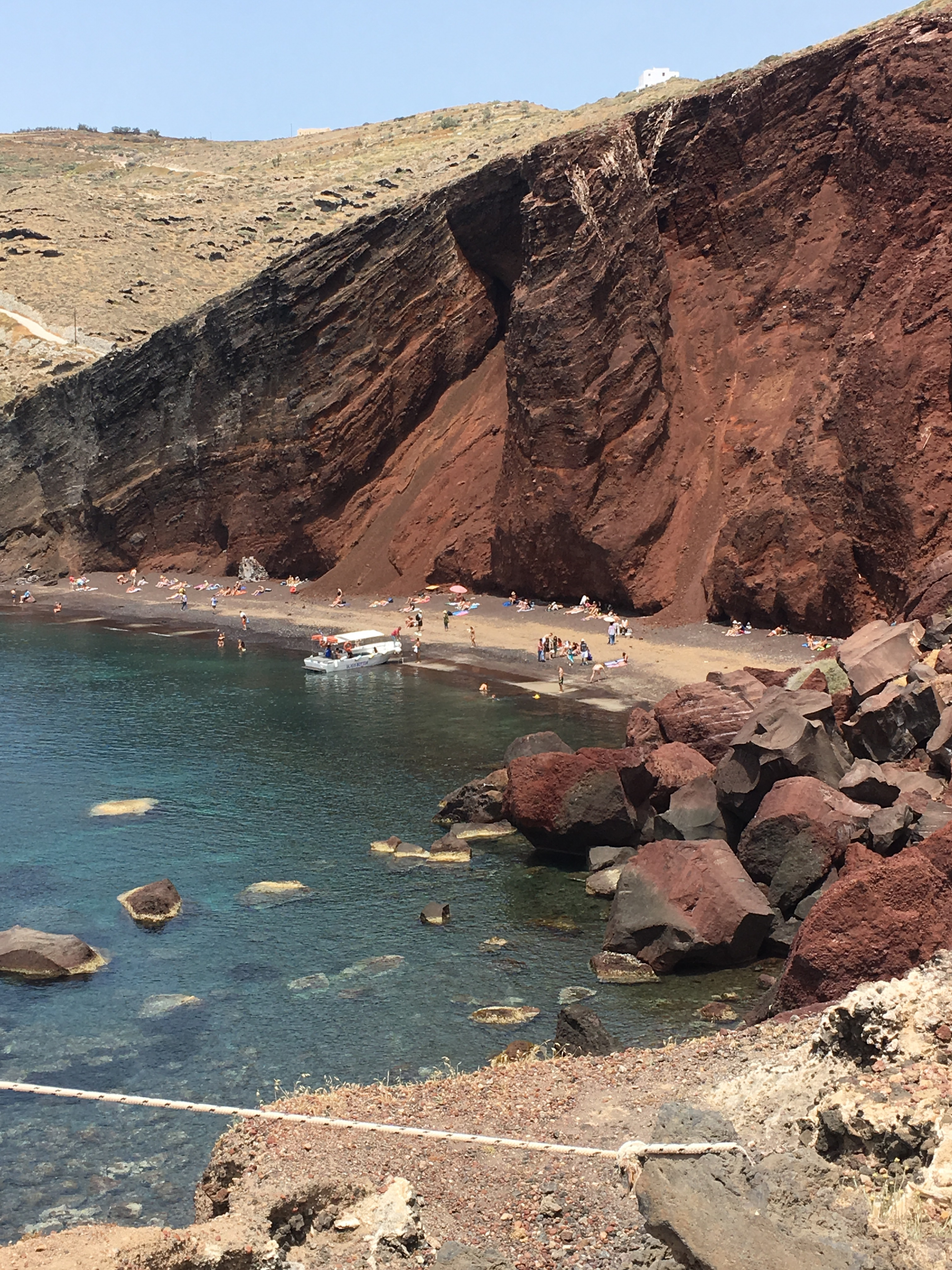 Red Beach. Brownell. 2019