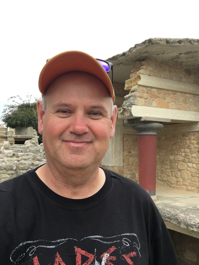 Palace of Knossos. Brownell. 2019