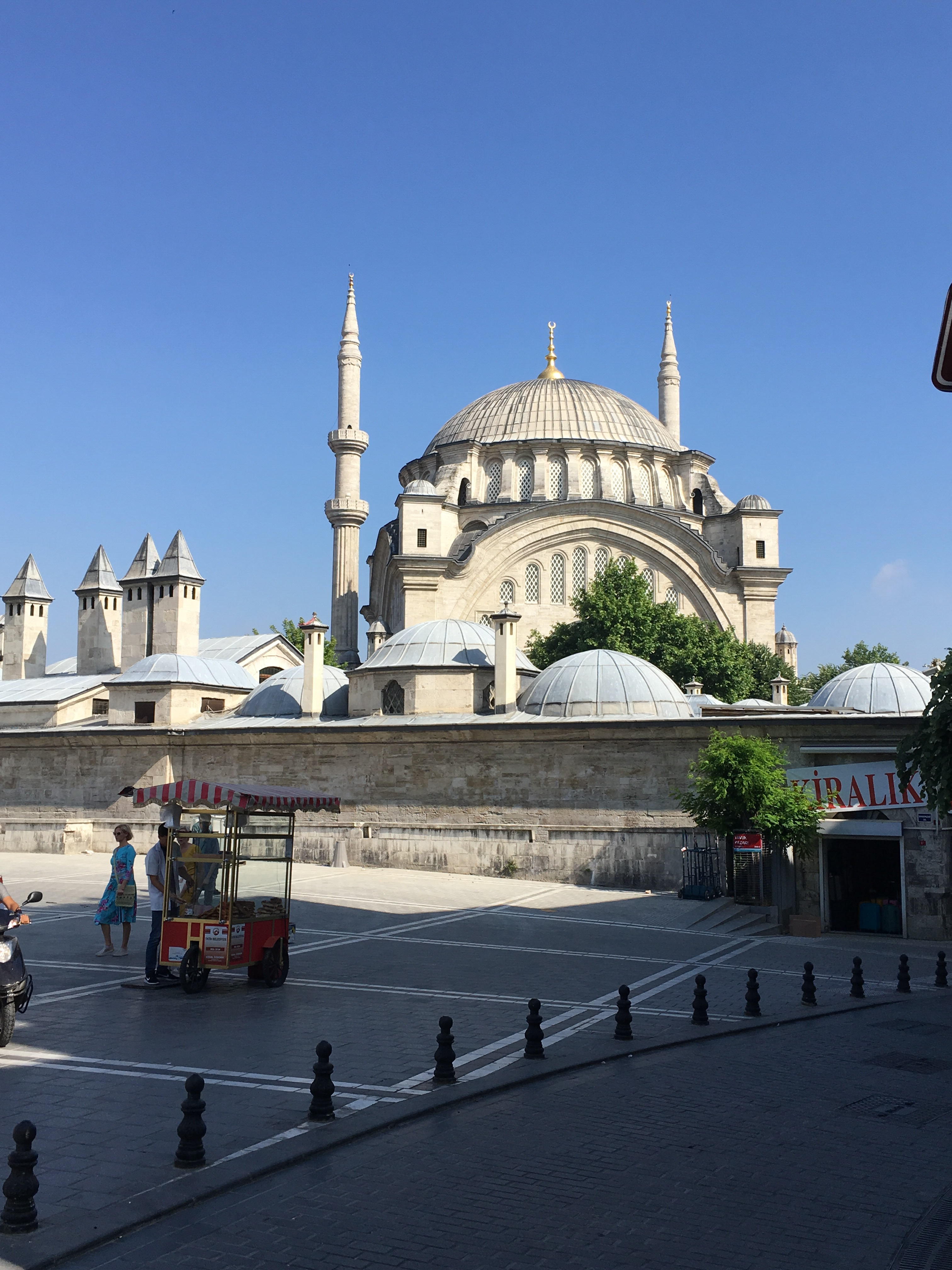 Blue mosque. Brownell. 2019