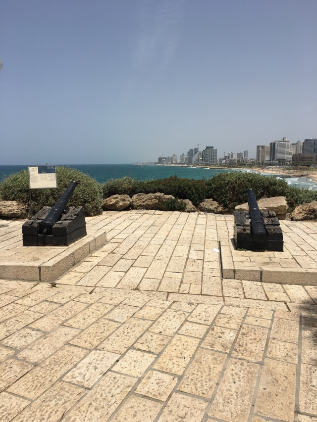 Old Jaffa Port, Brownell, 2019